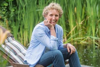 Maike Martens Knochenmarkspende DKMS Helden des Alltags 2015