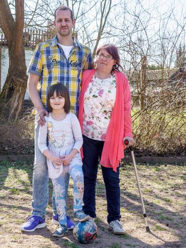 Familie Reiß-Naumann Demenz gegen das Vergessen