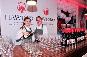 Hawesko Sponsor Wein Helden des Alltags Gala