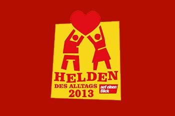 Logo | HELDEN DES ALLTAGS 2013