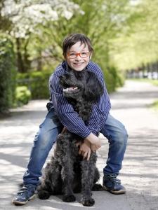 Fiete Lange Hund Authismus Behinderung Adoption