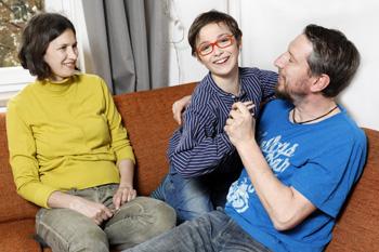 Familie Lange Adoption Behinderung