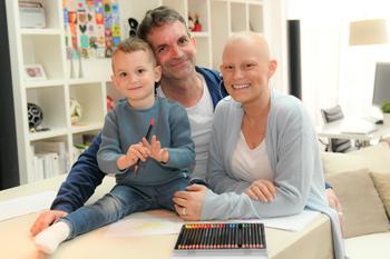 Familie Krebs Kampf Mia de Vries