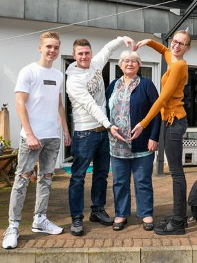 Marliese Kübler Familie Helden des Alltags 2019