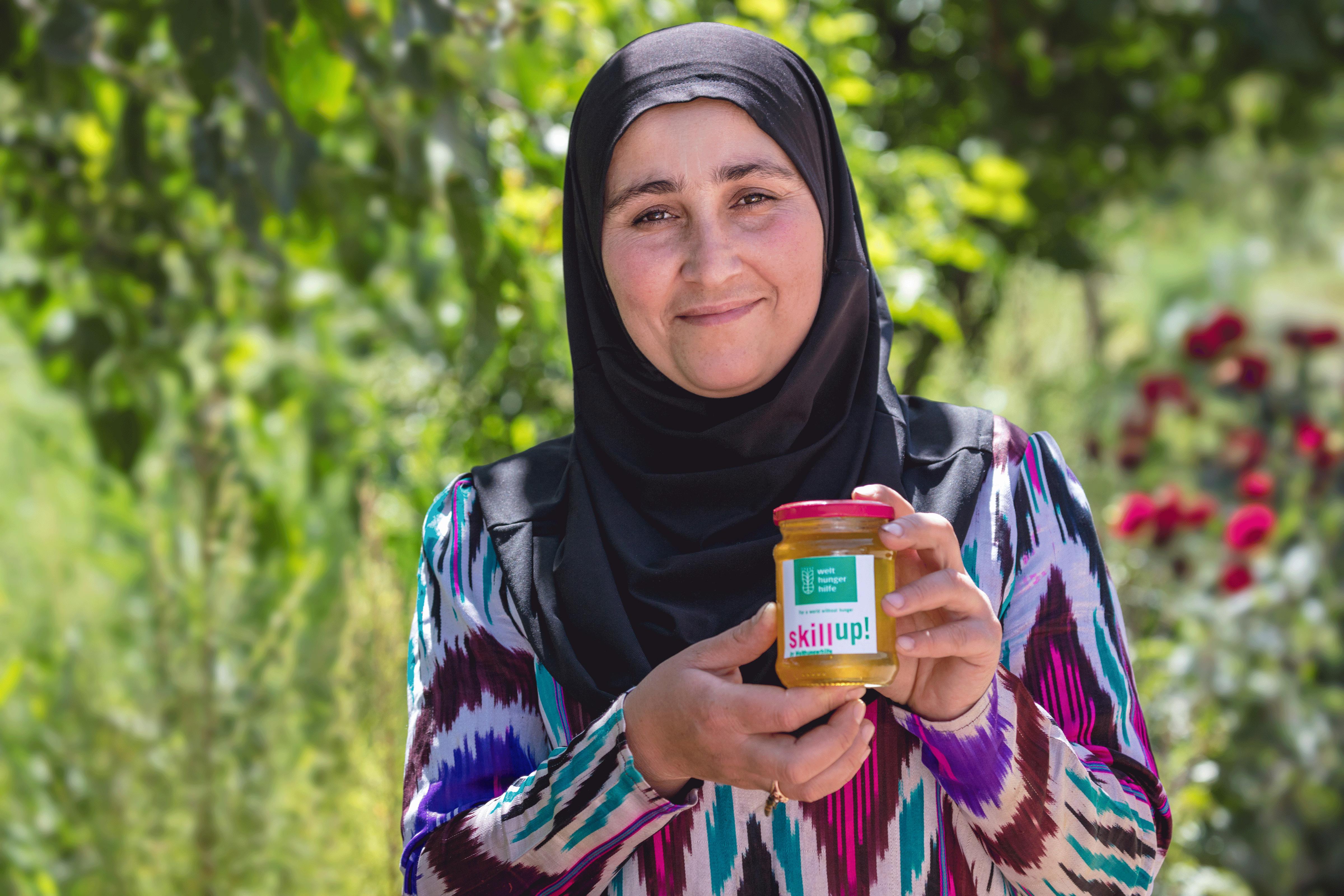 Skill Up Tadschikistan