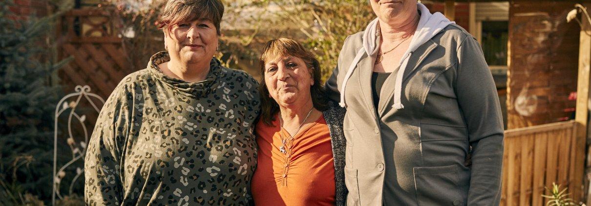 Renate Foppe hilft anderen Missbrauchsopfern