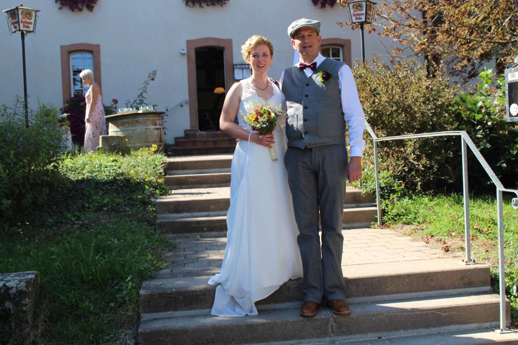 DKMS Knochenmarkspende Hochzeit Liebe